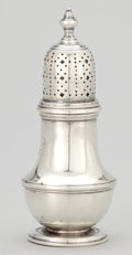 Silver Holloware, American:Other , AN AMERICAN SILVER SALT SHAKER . Tiffany & Co., New York, NewYork, circa 1930. Marks: TIFFANY & CO., 21752 MAKERS 6925,S...