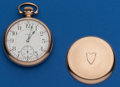 Timepieces:Pocket (post 1900), Elgin 19 Jewel 16 Size B.W. Raymond. ...