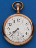 Timepieces:Pocket (post 1900), Illinois 16 Size 23 Jewel Bunn Special. ...
