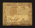 Colonial Notes:Maryland, Maryland December 7, 1775 $6 Fine.. ...