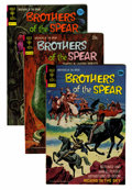 Bronze Age (1970-1979):Miscellaneous, Brothers of the Spear and Others File Copies Group (Gold Key,1970s-'80s) Condition: Average VF/NM.... (Total: 16 Comic Books)