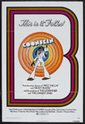 "Movie Posters:Animated, Coonskin (Bryanston, 1975). One Sheet (27"" X 41""). AnimatedBlaxploitation. Starring the voices of Barry White, Charles Gord..."
