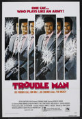 "Movie Posters:Blaxploitation, Trouble Man (20th Century Fox, 1972). One Sheet (27"" X 41""). Crime. Starring Robert Hooks, Paul Winfield, Ralph Waite and Ju..."