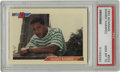 Baseball Cards:Singles (1970-Now), 1992 Bowman Manny Ramirez #532 PSA Gem Mint 10. Long before Mannymade his mysterious forays into Fenway's Green Monster as...