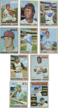 Baseball Cards:Sets, 1970 Topps Baseball Near Complete Set (681/720). The 1970 Toppsbaseball series consists of 720 cards and established anothe...