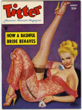 Magazines:Vintage, Titter V9#1 (Titter, Inc., 1952) Condition: FN....