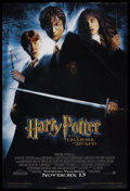 "Movie Posters:Fantasy, Harry Potter and the Chamber of Secrets (Warner Brothers, 2002).One Sheet (27"" X 40"") DS. Fantasy. ..."