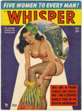Magazines:Miscellaneous, Whisper V5#1 (Whisper, Inc., 1951) Condition: GD/VG....