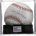 Autographs:Baseballs, Don Sutton Single Signed Baseball, PSA Mint 9. As far as pitchersgo, it seems that 300 wins and 3,000 strikeouts gets you ...