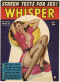 Magazines:Vintage, Whisper V6#3 (Whisper, Inc., 1952) Condition: VG/FN....