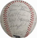 Autographs:Baseballs, 1980 Philadelphia Phillies World Champion Team Signed Baseball. Thefirst World Series winners of the '80s are represented ...
