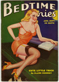 Magazines:Vintage, Bedtime Stories V6#8 (Detinuer Publishing Co., 1938) Condition: GD/VG....