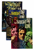 Silver Age (1956-1969):Horror, Twilight Zone Group (Gold Key, 1968-72) Condition: AverageFN/VF.... (Total: 12 Comic Books)