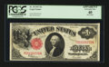 Fr. 39 $1 1917 Legal Tender PCGS Apparent Extremely Fine 40
