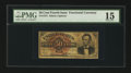 Fractional Currency:Fourth Issue, Fr. 1374 50¢ Fourth Issue Lincoln PMG Choice Fine 15.. ...