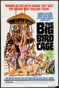 "Movie Posters:Sexploitation, The Big Bird Cage (New World, 1972). One Sheet (27"" X 41"").Sexploitation.. ..."