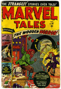 Golden Age (1938-1955):Horror, Marvel Tales #97 (Atlas, 1950) Condition: GD+....