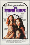 "Movie Posters:Sexploitation, The Student Nurses Lot (New World, 1970). One Sheets (2) (27"" X41""). Sexploitation.. ... (Total: 2 Items)"