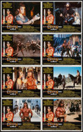 "Movie Posters:Action, Conan the Destroyer (Universal, 1984). Lobby Card Set of 8 (11"" X14""). Action.. ... (Total: 8 Items)"