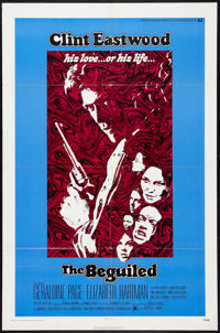 """The Beguiled Lot (Universal, 1971). One Sheets (2) (27"""" X 41""""). Thriller. ... (Total: 2 Items)"""