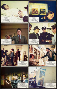 """Death Wish (Paramount, 1974). Lobby Card Set of 8 (11"""" X 14""""). Action. ... (Total: 8 Items)"""
