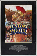 """Movie Posters:Comedy, History of the World: Part I (20th Century Fox, 1981). One Sheet(27"""" X 41""""). Comedy.. ..."""