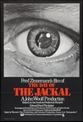 """Movie Posters:Thriller, The Day of the Jackal (Cinema International Corporation, 1973). British One Sheet (27"""" X 40""""). Thriller.. ..."""