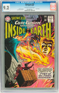 Silver Age (1956-1969):Adventure, Showcase #49 Cave Carson (DC, 1964) CGC NM- 9.2 Off-white to white pages....