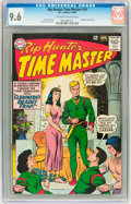 Silver Age (1956-1969):Science Fiction, Rip Hunter Time Master #19 (DC, 1964) CGC NM+ 9.6 Off-white towhite pages....