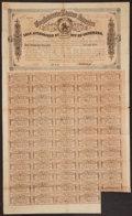 Confederate Notes:Group Lots, Ball 323 $1000 Confederate Bond.. ...