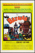 "Movie Posters:Action, Batman (20th Century Fox, 1966). One Sheet (27"" X 41""). Action.. ..."