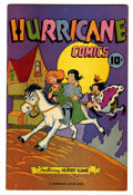 Golden Age (1938-1955):Funny Animal, Hurricane Comics #1 (Cambridge House/Superior Publishers, 1945)Condition: FN/VF....