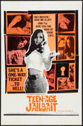 "Movie Posters:Bad Girl, Teen-Age Jailbait Lot (Filmakers Company, 1973). One Sheets (4)(27"" X 41""). Bad Girl.. ... (Total: 4 Items)"
