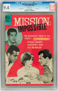 Silver Age (1956-1969):Adventure, Mission: Impossible #5 File Copy (Dell, 1969) CGC NM 9.4 White pages....