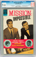 Silver Age (1956-1969):Adventure, Mission: Impossible #3 File Copy (Dell, 1967) CGC NM+ 9.6 Off-white to white pages....