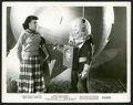 """Movie Posters:Science Fiction, The Man from Planet X Lot (United Artists, 1951). Photos (2) andNegative (8"""" X 10""""). Science Fiction.. ... (Total: 3 Items)"""