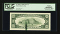 Error Notes:Ink Smears, Fr. 2020-C $10 1969B Federal Reserve Note. PCGS Gem New 66PPQ.. ...