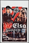 "Movie Posters:Exploitation, Ilsa, She Wolf of the SS (Atlas Films, 1975). Belgian (14"" X21.5""). Exploitation.. ..."