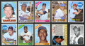 Baseball Cards:Lots, 1960's Topps Baseball Stars and Hall of Famers Collection (25) With'67 Mantle. ...