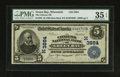 National Bank Notes:Wisconsin, Green Bay, WI - $5 1902 Date Back Fr. 592 The Citizens NB Ch. # (M)3884. ...
