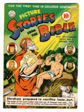 Golden Age (1938-1955):Religious, Picture Stories from the Bible Old Testament #3 (DC, 1943)Condition: FN/VF....