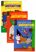 Bronze Age (1970-1979):Cartoon Character, The Aristokittens #1-9 File Copy Group (Gold Key, 1971-75)Condition: Average VF/NM.... (Total: 9 Comic Books)
