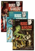 Silver Age (1956-1969):Horror, Boris Karloff Tales of Mystery File Copy Group (Gold Key, 1966-79)Condition: Average VF+.... (Total: 53 Comic Books)