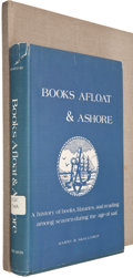 Books:Books about Books, Two Books on the Literature of the Sea, including: J. K. Lilly. Eighty-Nine Good Novels of the Sea, the Ship, and th... (Total: 2 Items)