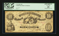 Confederate Notes:1861 Issues, T10 $10 1861.. ...
