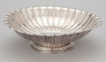Silver Holloware, American:Bowls, AN AMERICAN SILVER FLUTED BOWL . Gorham Manufacturing Co.,Providence, Rhode Island, circa 1950. Marks: GORHAM(lion-anc...