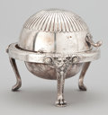 Silver Holloware, American:Chafing Dishes, AN AMERICAN SILVER PLATED CHAFING DISH . F.B. Rogers Silver Co.,Taunton, Massachusetts, circa 1950. Marks: F.B. ROGERS SI...