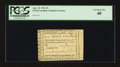 Colonial Notes:North Carolina, North Carolina April 23, 1761 £3 PCGS Extremely Fine 40.. ...