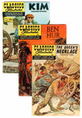 Silver Age (1956-1969):Classics Illustrated, Classics Illustrated Group (Gilberton, 1960s) Condition: AverageVF-.... (Total: 30 Comic Books)