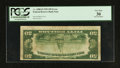 Error Notes:Inverted Reverses, Fr. 1880-D $50 1929 Federal Reserve Bank Note. PCGS Very Fine 30.....
